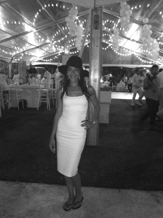 60th Anual Full Moon White Party,  San Juan Puerto Rico. xoxo